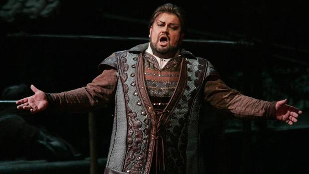 El tenor Johan Botha