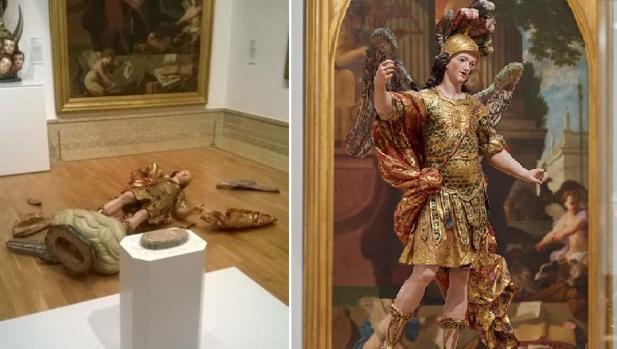 La escultura, antes y después del suceso