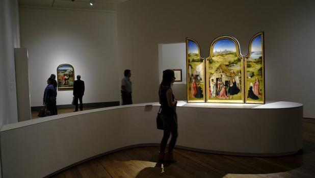 Exposición sobre El Bosco en el Museo del Prado