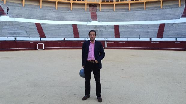 Felipe Negret, en los medios de la Santamaría