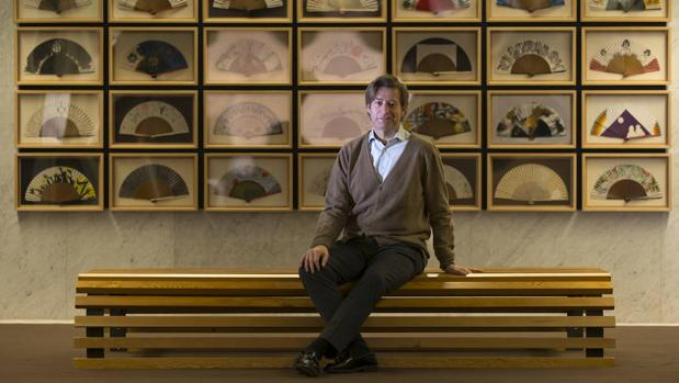 Javier Gomá, en la Fundación Juan March, que él dirige