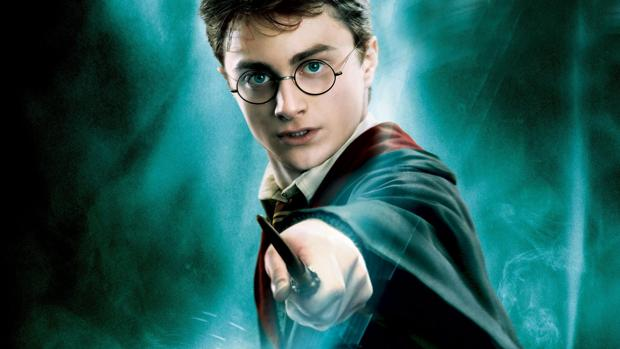 Daniel Radcliffe, en el papel de Harry Potter