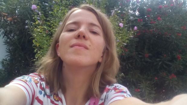 El selfie que María Folguera dedica a ABC Cultural