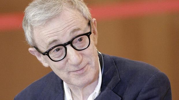El cineasta Woody Allen