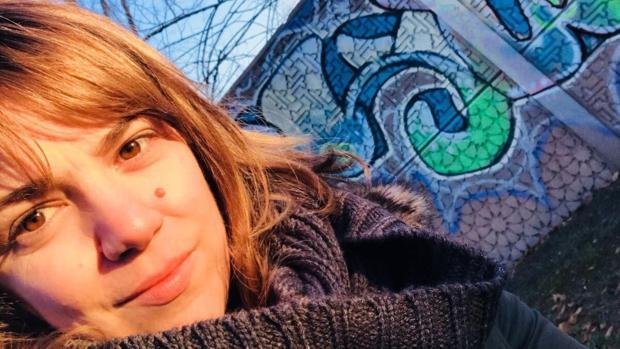 El selfie que Aroa Moreno dedica a ABC Cultural