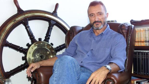Arturo Pérez-Reverte, padre del Capitán Alatriste y de Falcó