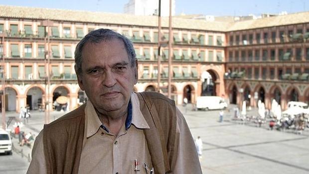 Rafael Cadenas en Córdoba en 2005