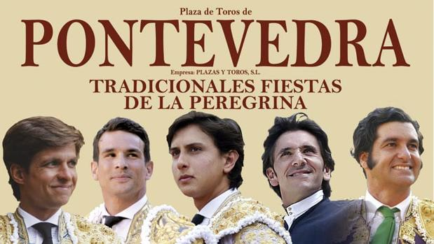 Carteles De Pontevedra Una Feria Para Peregrinar