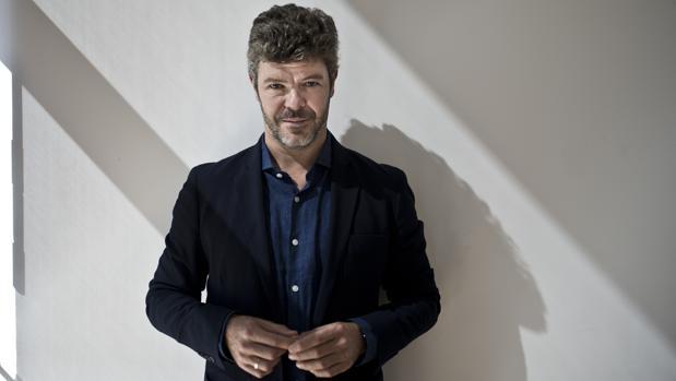 Pablo Heras Casado, después de la entrevista con ABC