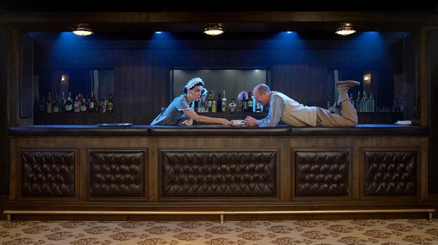 «Un bar bajo la arena»