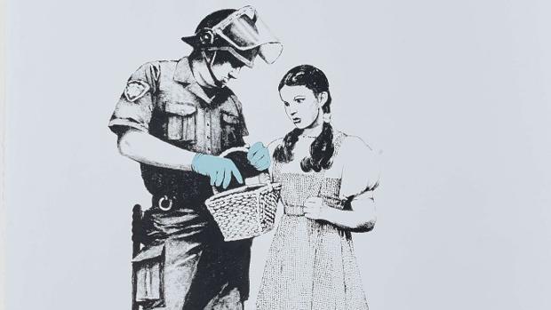 «Stop and search», de 2007, sale a subasta mañana en Artcurial por entre 30.000 y 35.000 euros