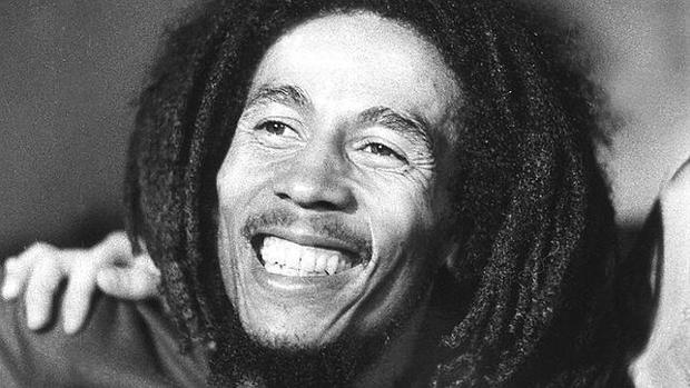 Bob Marley, en una imagen de 1976