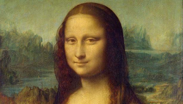 La Mona Lisa está en el Louvre