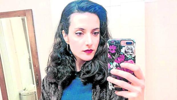 La novelista vasca Lucía Baskaran