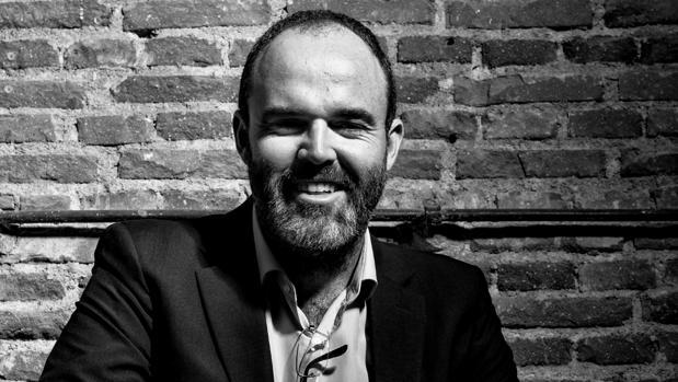 El escritor y periodista Leandro Pérez