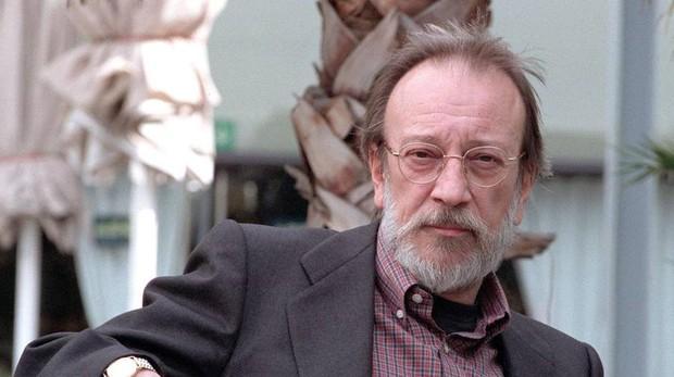 El escritor y periodista Eduardo Chamorro (Madrid, 1946-2009)