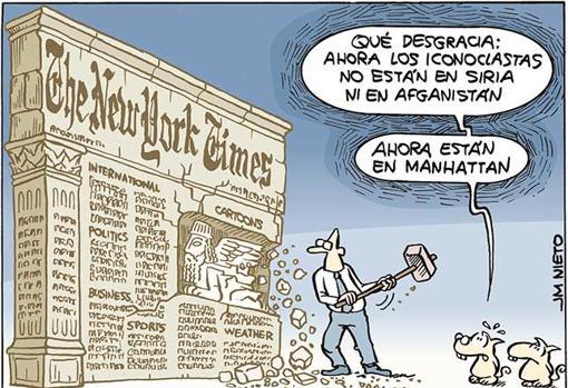 «Fe de ratas», de José María Nieto