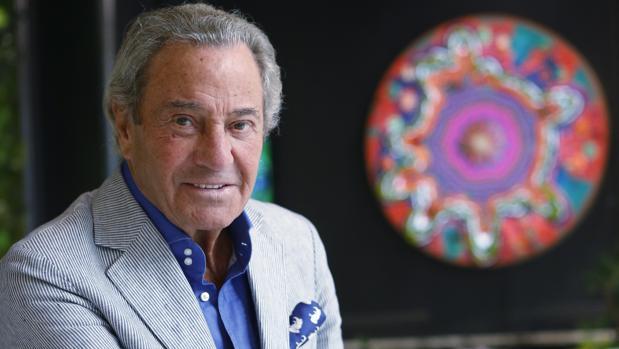 Arturo Fernández, en una entrevista para ABC en 2014
