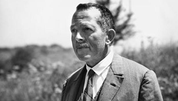 El escritor de origen suizo Robert Walser