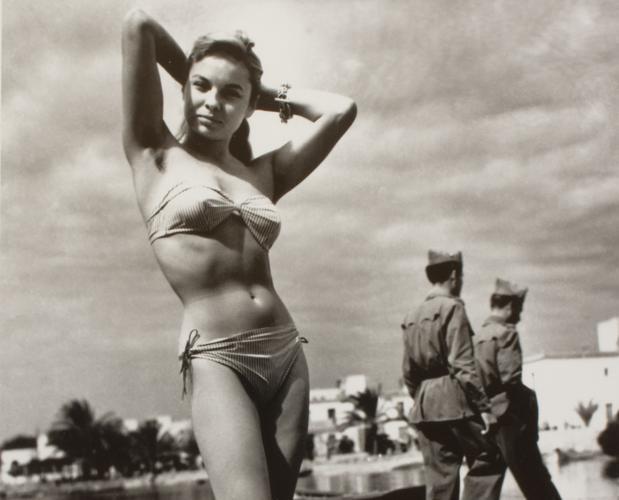 «Monique, primer biquini de Ibiza», de Maspons