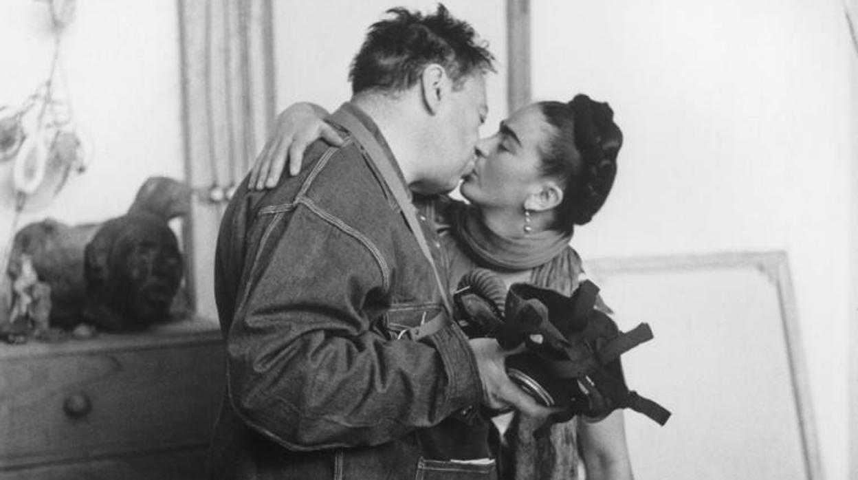 Frida Kahlo y Diego Rivera: dos bodas y una larga «luna de hiel» por  Estados Unidos y México