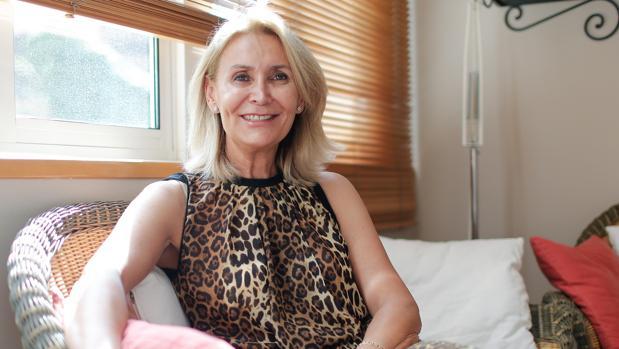 La médico Carmen Torrejón