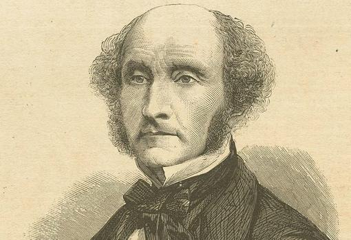 El filósofo inglés John Stuart Mill