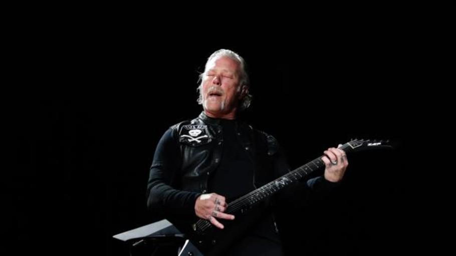 Metallica contacta con la mujer que se salvó de ser atacada por un puma con una canción de la banda