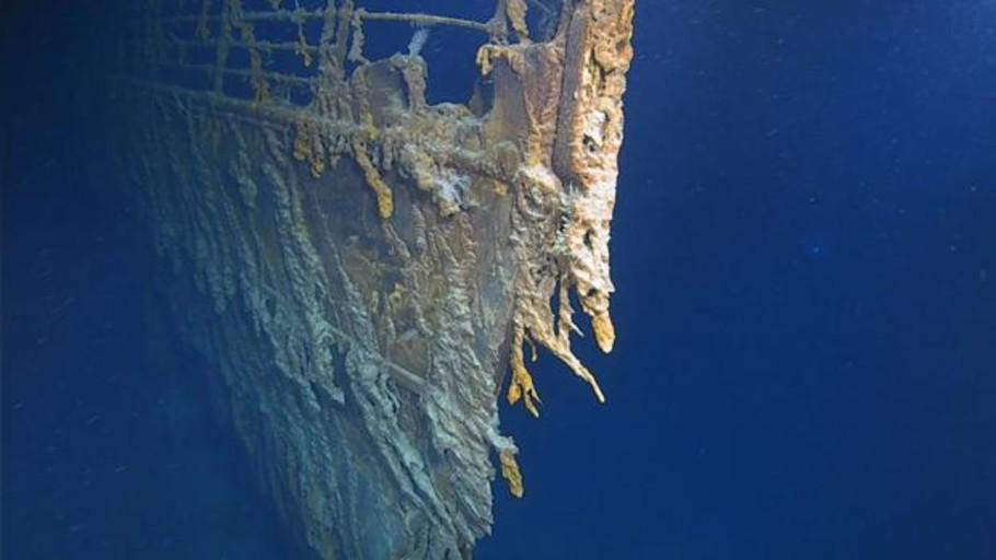 El Titanic, como nunca lo habías visto, 14 años después de sus últimas imágenes