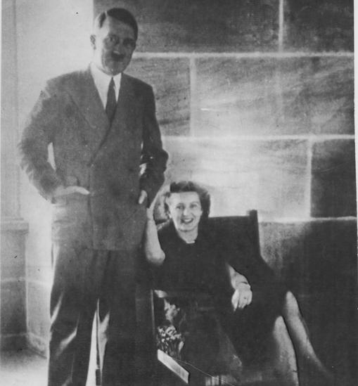 Mientras que Hitler apenas visitó el lugar, Eva Braun adoraba subir con sus amigos