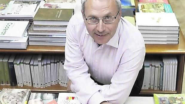 El catedrático y crítico literario, José María Pozuelo