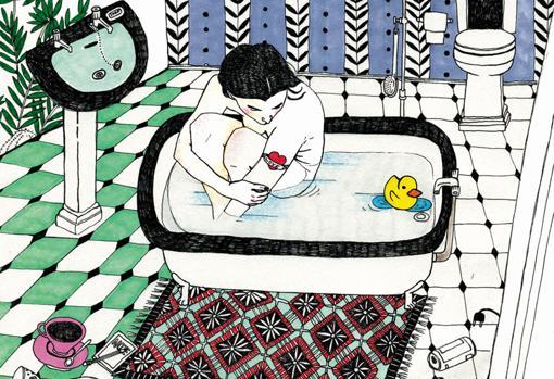Detalle de «Loneliness», la obra favorita de su autora