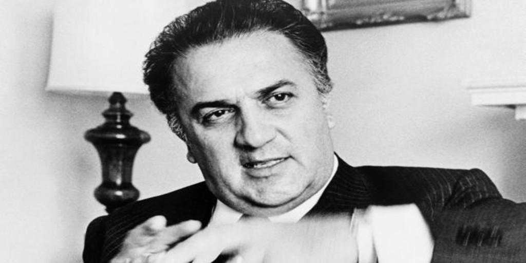 Fellini: El caricaturista soñador