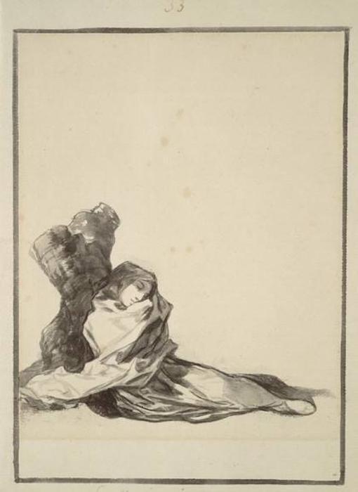Fig.16 La resignación