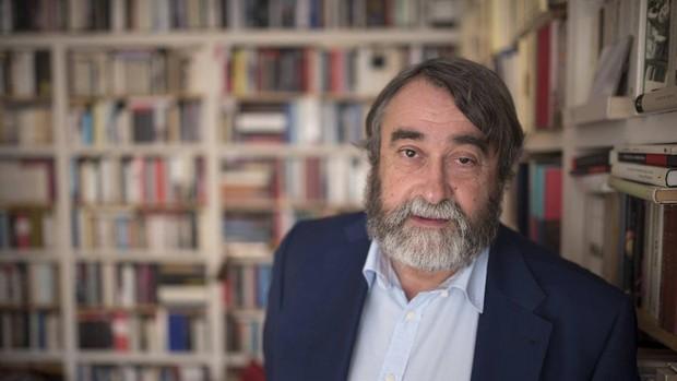 El periodista y escritor Pedro Cuartango
