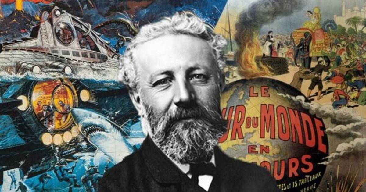 Quieres Ganar Un Pack Con Las Mejores Novelas De Julio Verne
