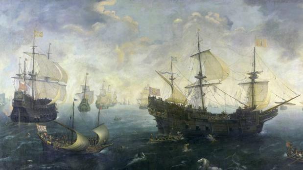 Cuando España gobernaba los océanos Armada-invencible-k5oD--620x349@abc