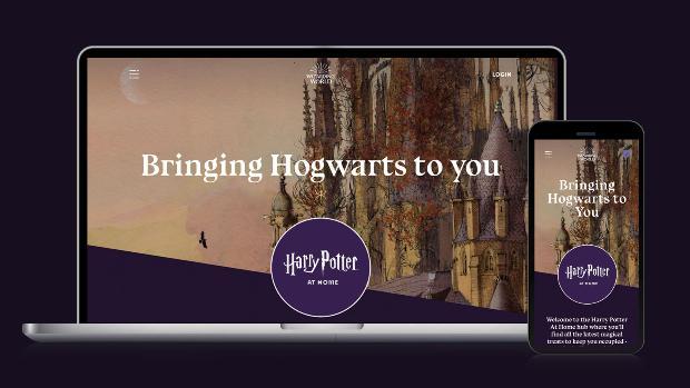 La magia de Harry Potter, contra el coronavirus