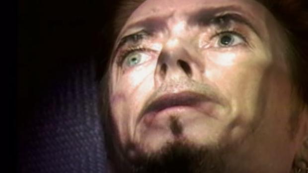 Estrenan un videoclip inédito de David Bowie