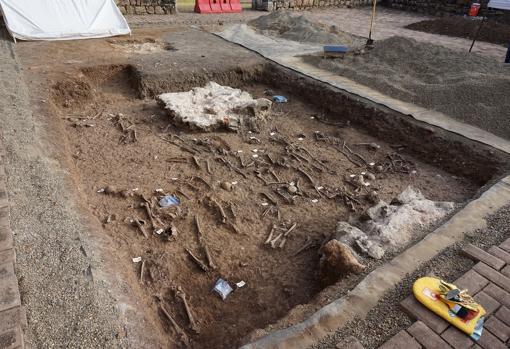 Los cuerpos enterrados pertenecen mayoritatiamente a mujeres negras e indígenas