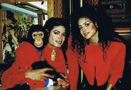 Michael y La Toya