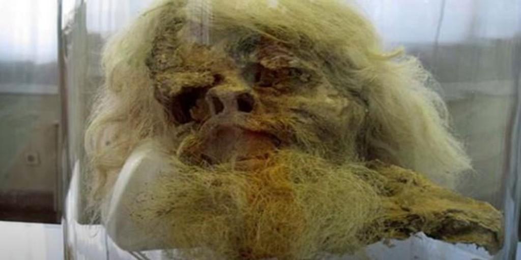 Las enigmáticas momias de sal de Irán serán restauradas