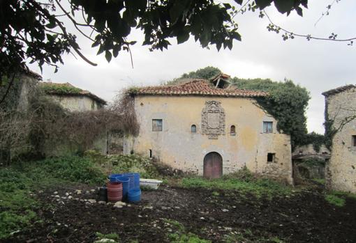 Casa torre de Diego Cacho, en Laredo