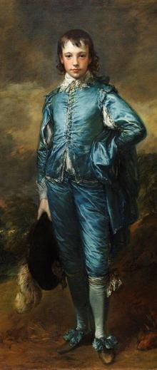 Thomas Gainsborough, 'The Blue Boy', 1770