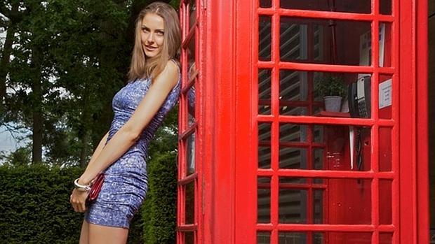 Isobel Pooley ha hecho pinitos como modelo