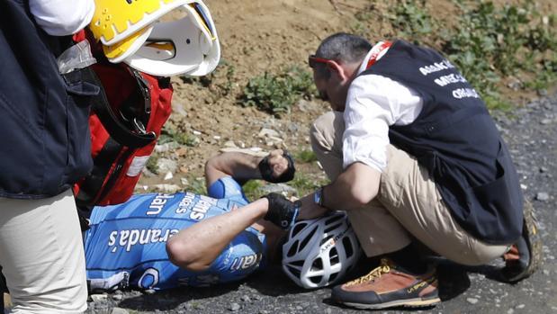 El ciclista belga Michael Goolaerts, de 23 años, ha muerto horas después de sufrir un paro cardíaco