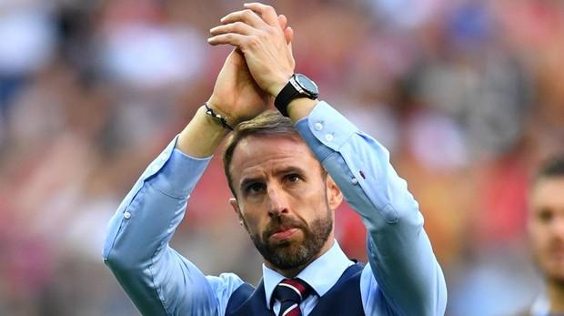Southgate, tras el choque contra Bélgica por el tercer puesto