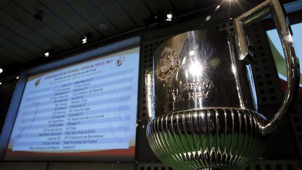Copa del Rey: Horario y dónde ver el sorteo de cuartos de ...