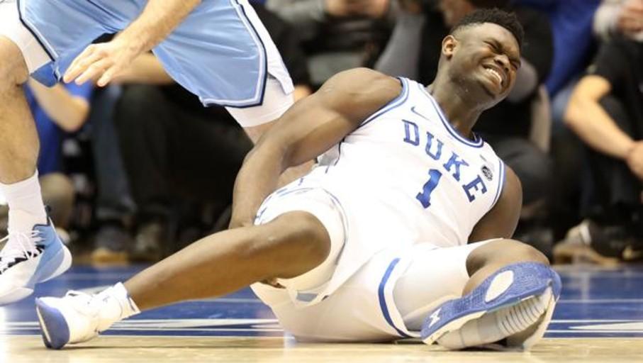emprender hermosa León  NBA: El mal trago de Nike por la zapatilla rota del futuro número uno del  draft