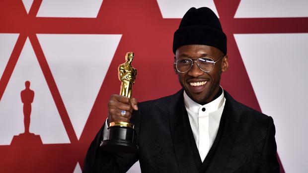 Mahershala Ali ganó su segundo premio Oscar